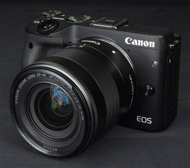 Canon EOS für Video und Foto